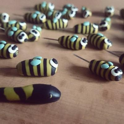 Fimo včely kurz corree