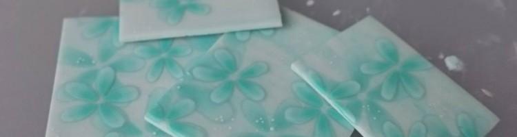 Právě na stole: Mint winter flowers
