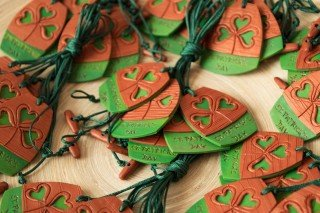 Den sv. Patrika - st. Patrick's Day - Fruitensse