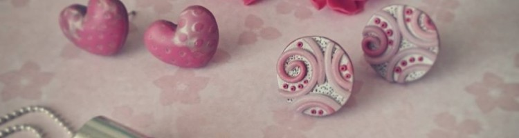 Růžové šperky - Fruitensse
