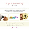 Polymerové mandaly - frutorial